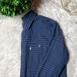 ⬇️ [Levi's] Striped Button Down
